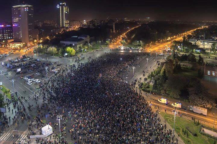Proteste 3 noimebrie 2015
